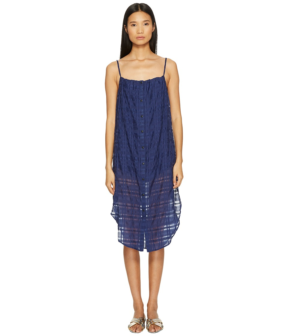onia Flora Cover-Up (Blue Shadow) Women
