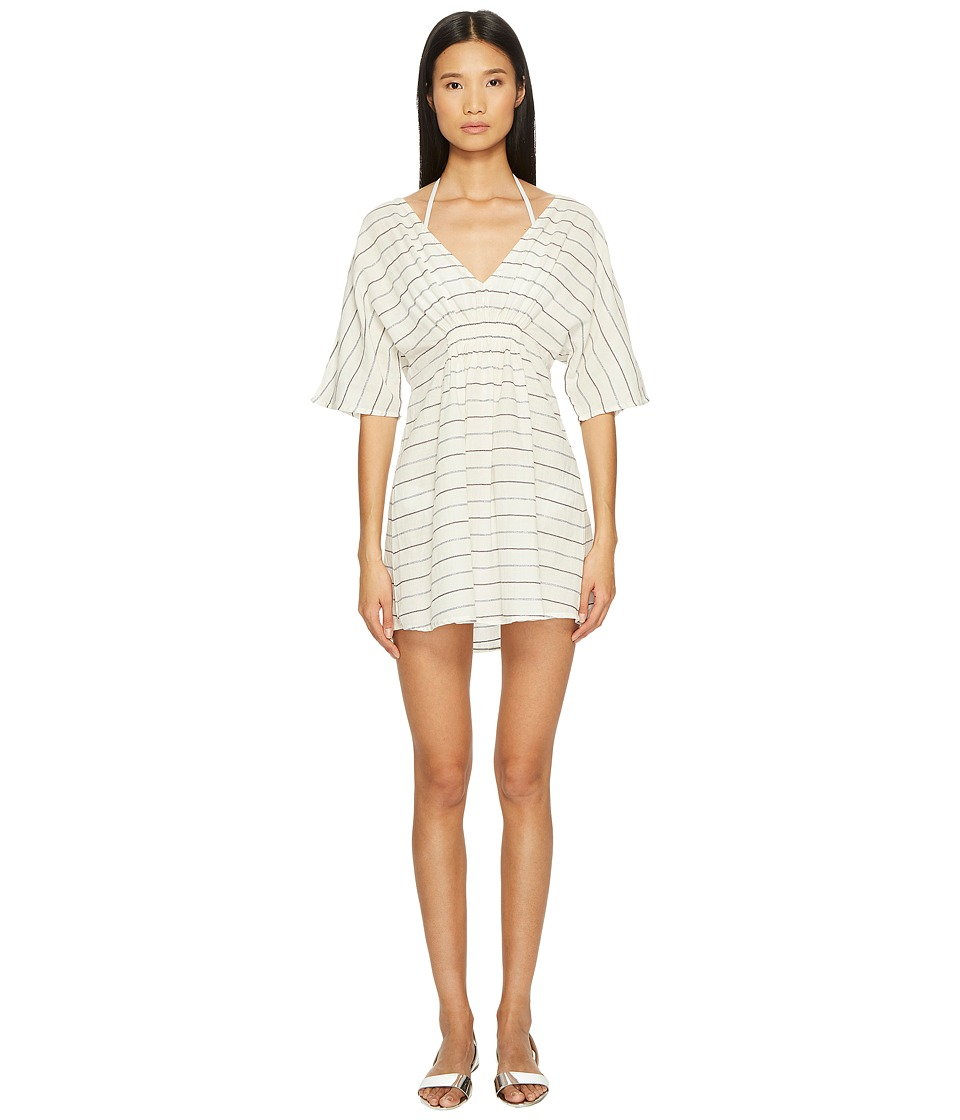 onia Alessandra Cover-Up (White Multi)