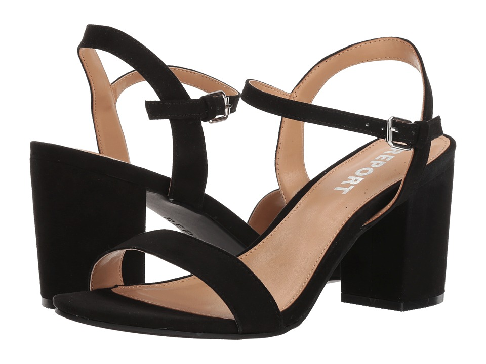 Report - Penelope (Black) Womens Shoes