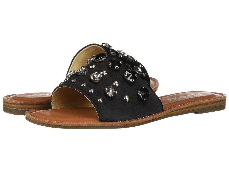 Report Queenie (Black) Women's Shoes