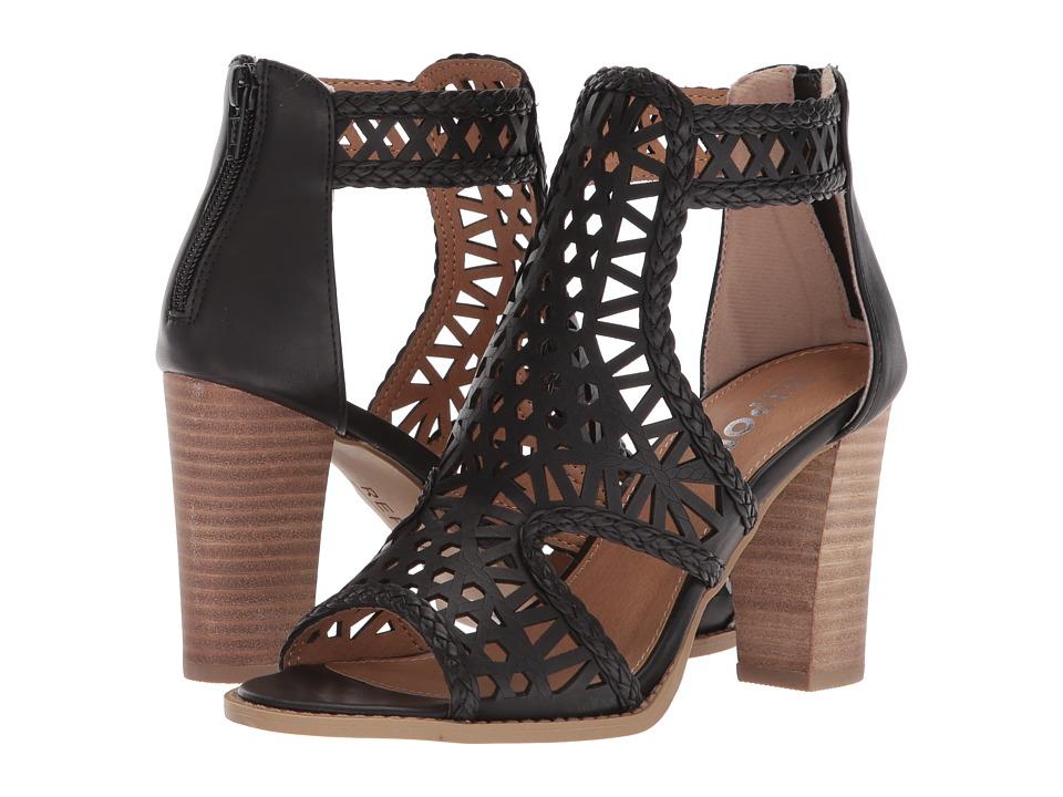 Report - Raisa (Black) Womens Shoes