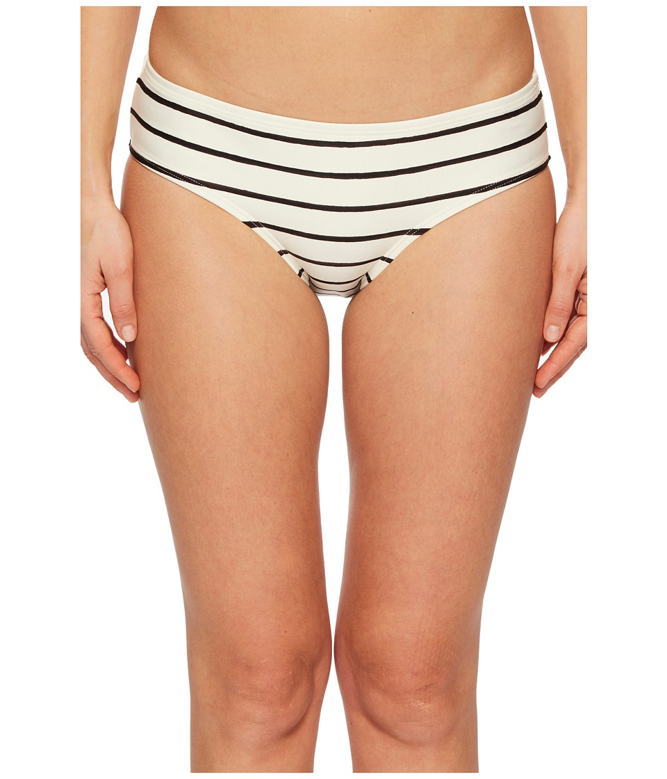 Kate Spade New York Stinson Beach #71 Hipster Bikini Bottom (Cream) Women