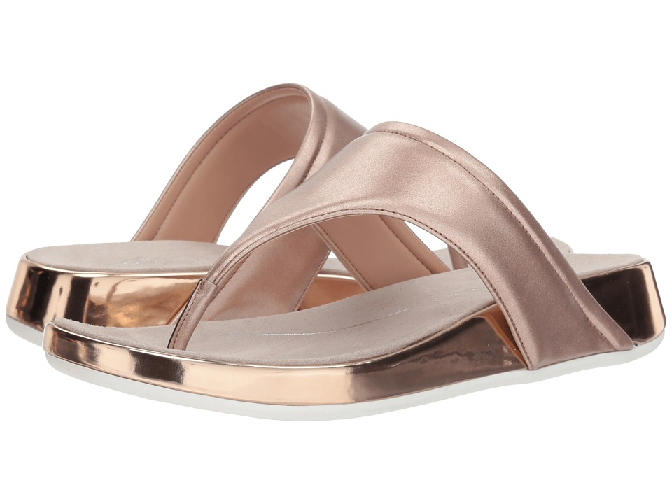 Easy Spirit Aggy 3 (Rose Gold) Women