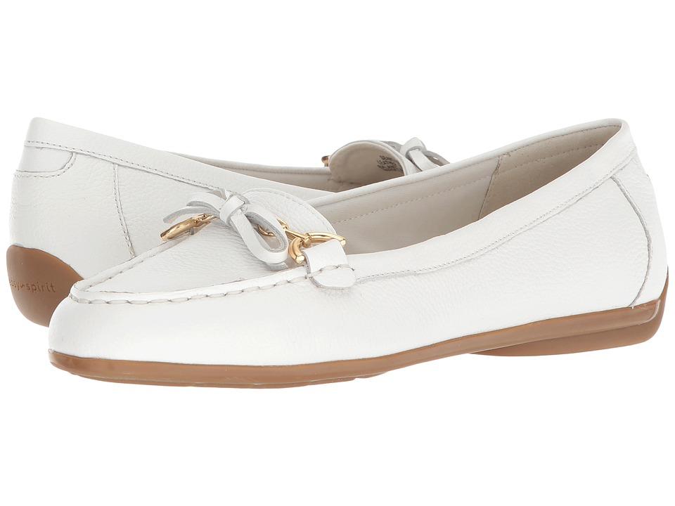 Easy Spirit - Antil 8 (White) Womens Shoes