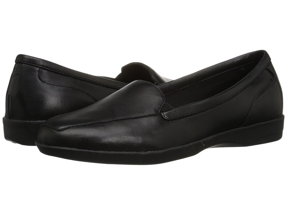 Easy Spirit - Devitt (Black/Black) Womens Shoes