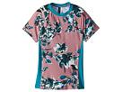 Splendid Littles Watercolor Floral Surf Shirt (Big Kid)