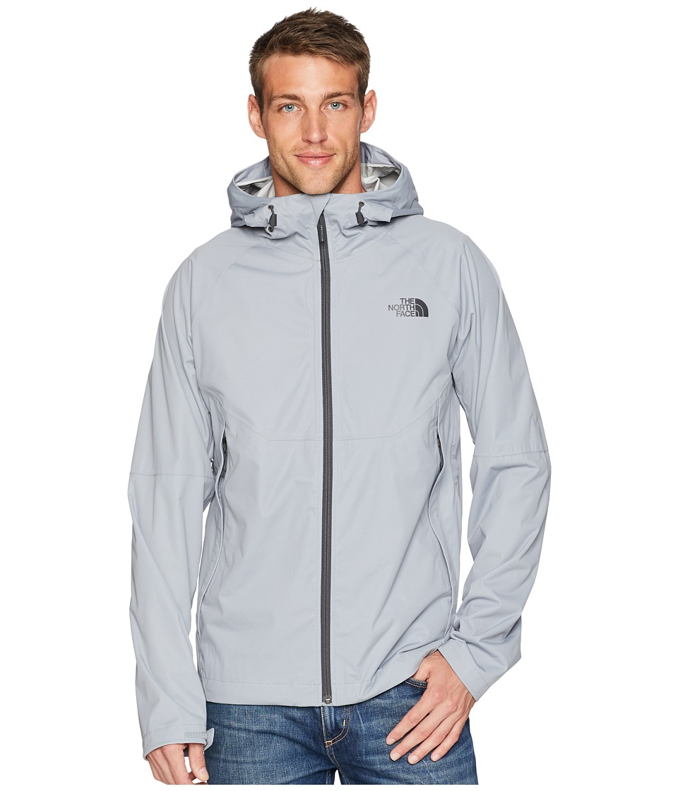 The North Face Allproof Stretch Jacket (Mid Grey) Men