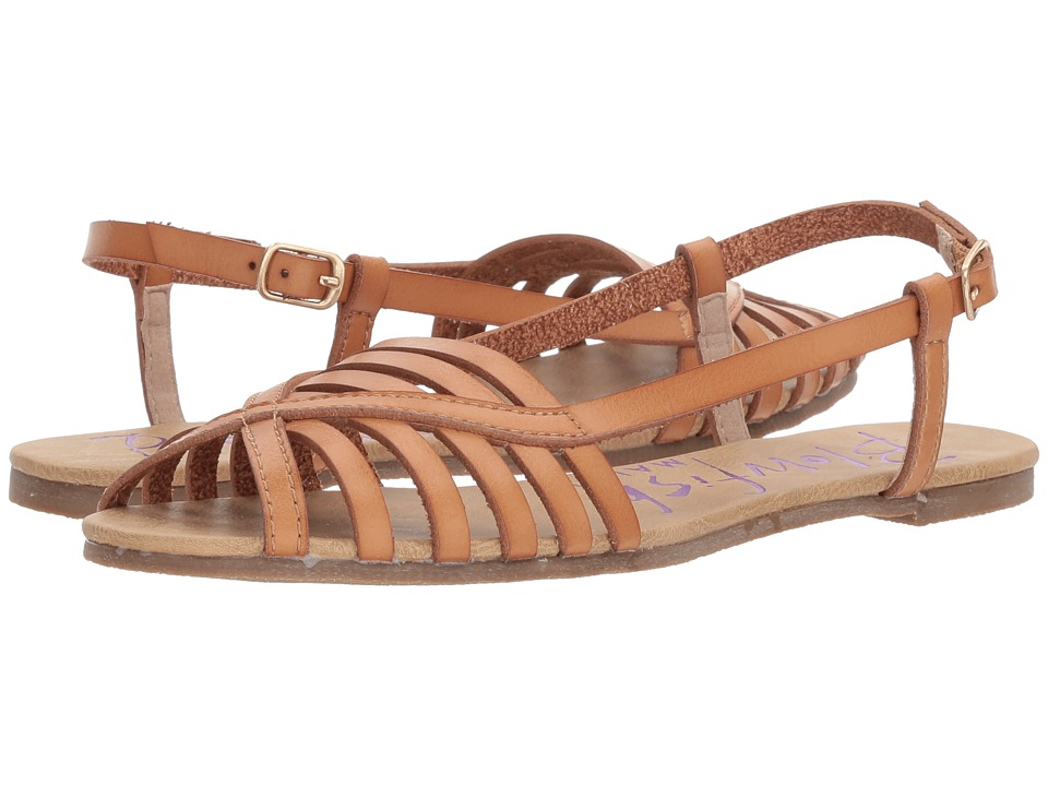 1950s Style Shoes Blowfish - Dane Nude Dyecut Womens Sandals $39.00 AT vintagedancer.com