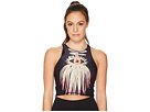 teeki Jungle Eyes Mermaid Tank Top