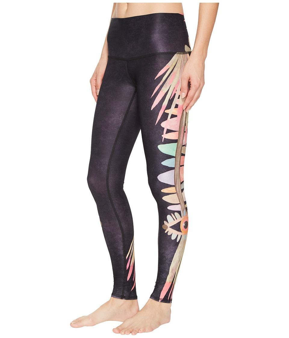 teeki - Jungle Eyes Hot Pants (Multi) Womens Casual Pants