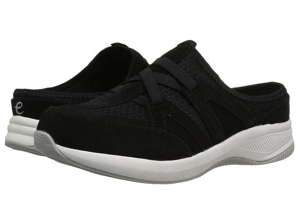 Easy Spirit - Tunein (Black/Black/Black/Black) Womens Shoes