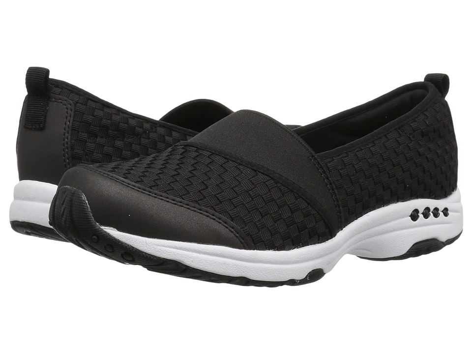 Easy Spirit - Twist 8 (Black/Black/Black/Black/Black) Womens Shoes