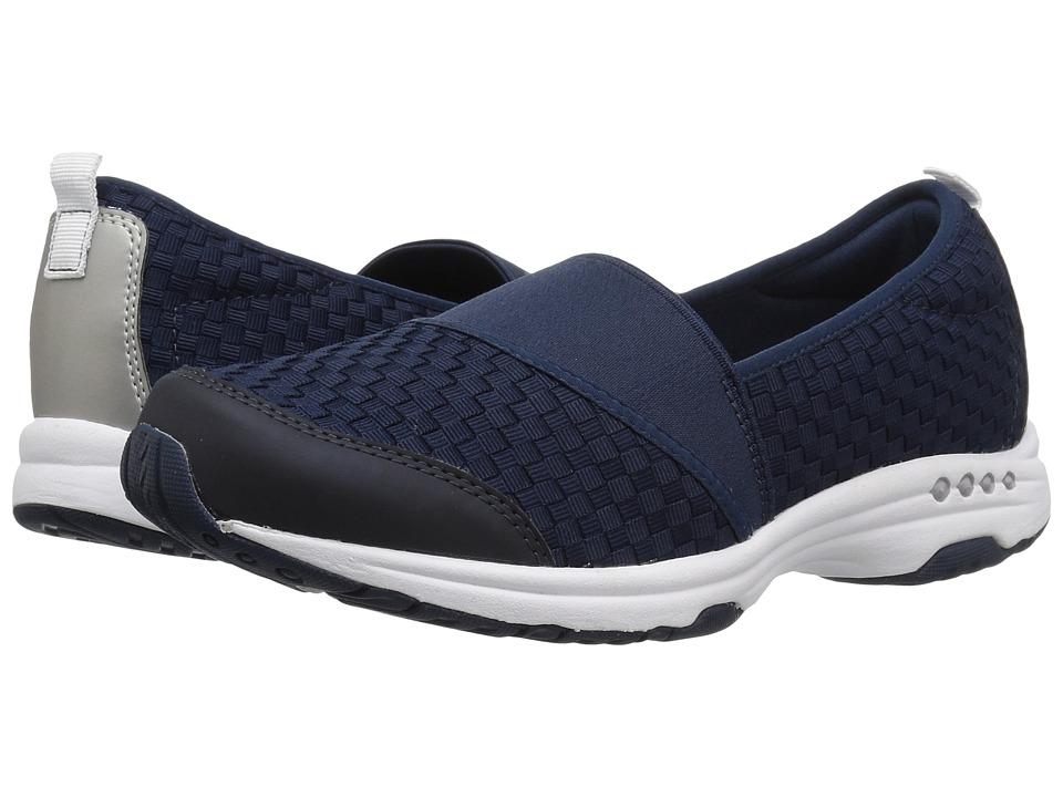 Easy Spirit Twist 8 (Dress Blue/Dress Blue/White/Paloma) Women's Shoes