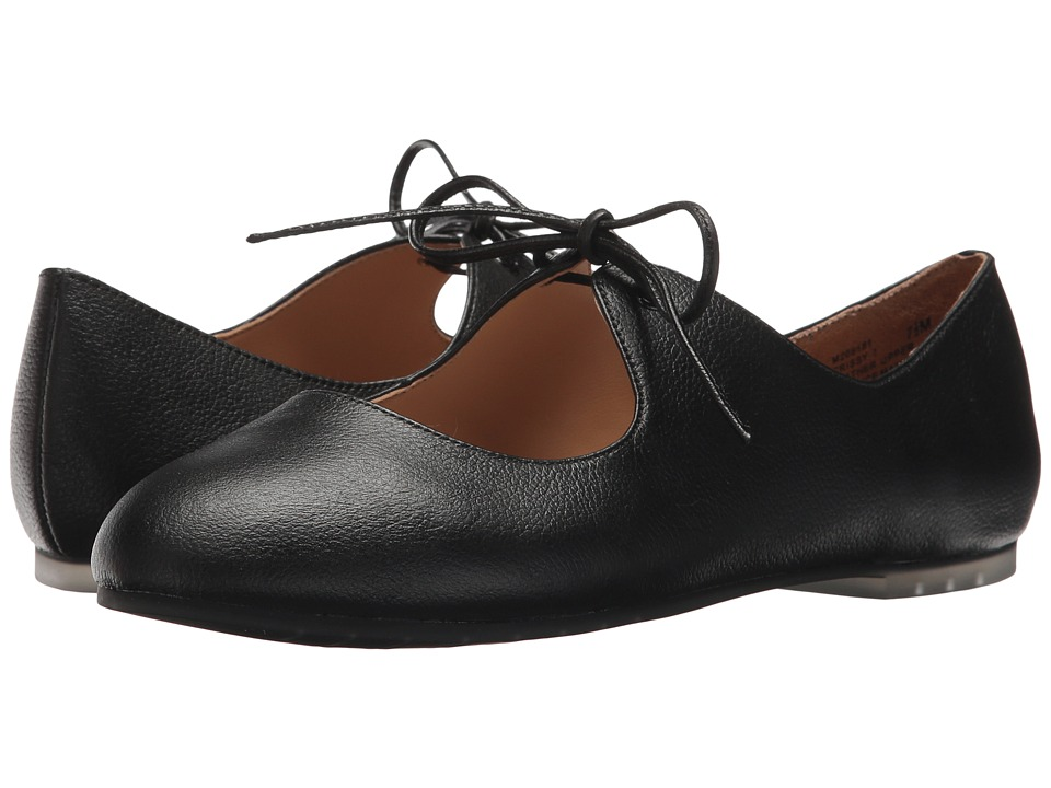 Me Too Cacey (Black Tumbled Leather) Women