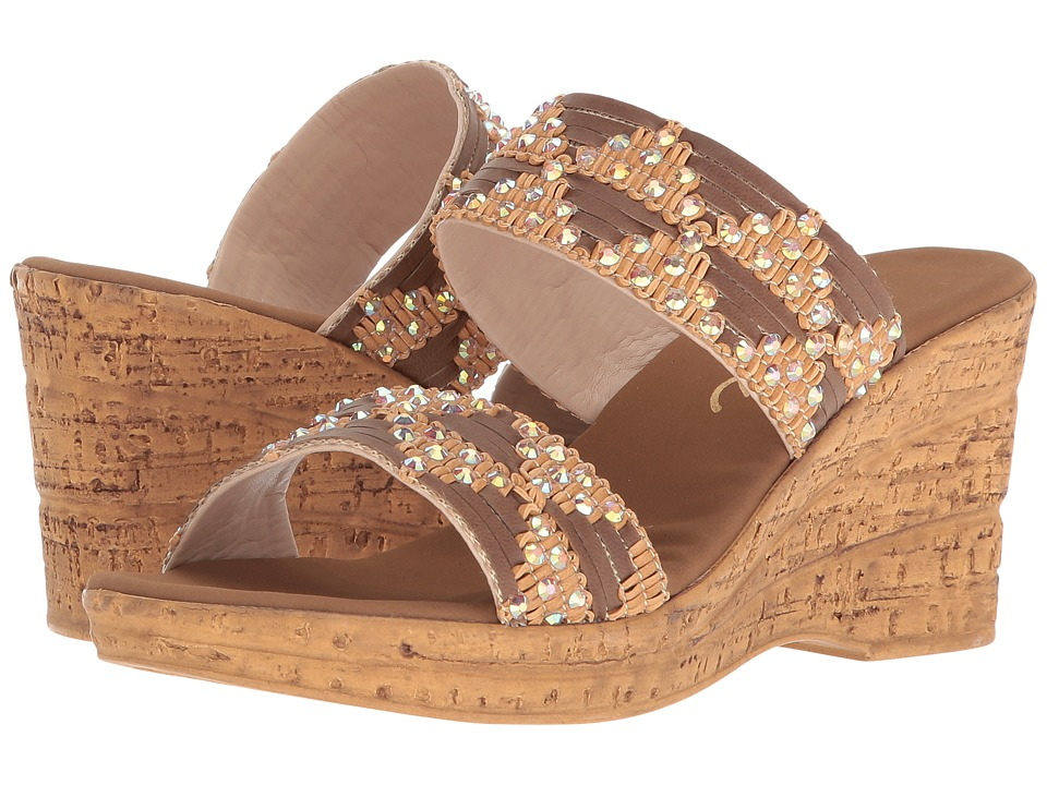 Onex Mahalo (Natural/Tan) Sandals