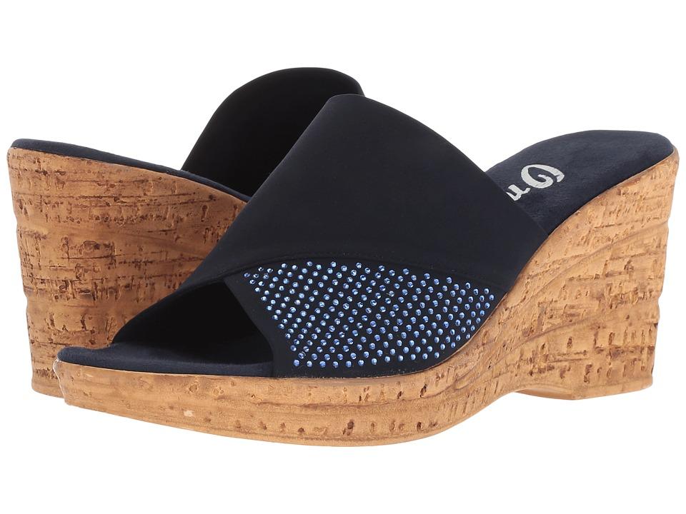 Onex Reno (Navy) Sandals