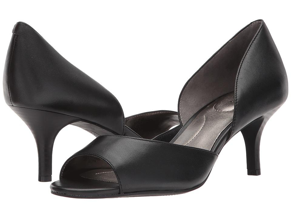 Bandolino Nubilla (Black Leather) Women