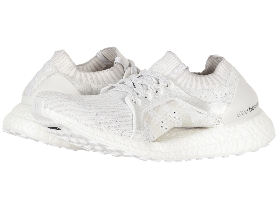 Adidas Running - UltraBOOST X (Crystal Grey) Women's Runn...
