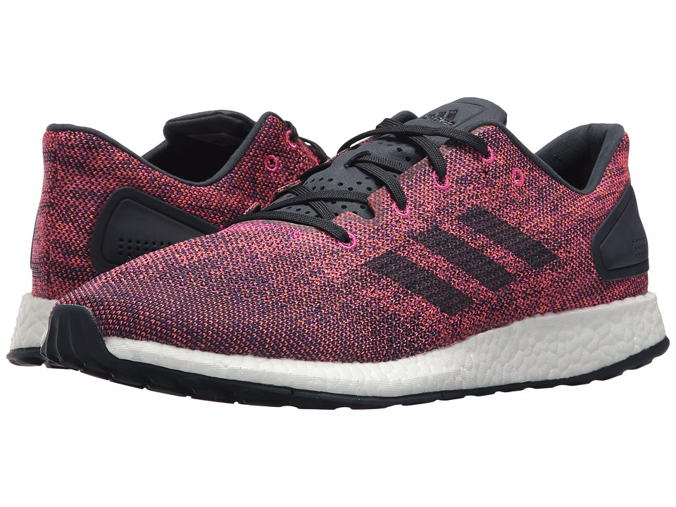 2a6a8dd99bce2 adidas Running - PureBOOST DPR LTD (Noble Ink Solar Orange) SKU http ...