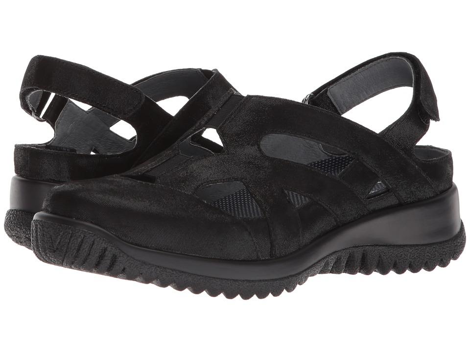 Drew Smiles (Black Microdot) Women's Shoes