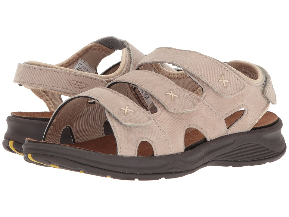 Drew Bayou (Taupe Microdot) Women's Shoes