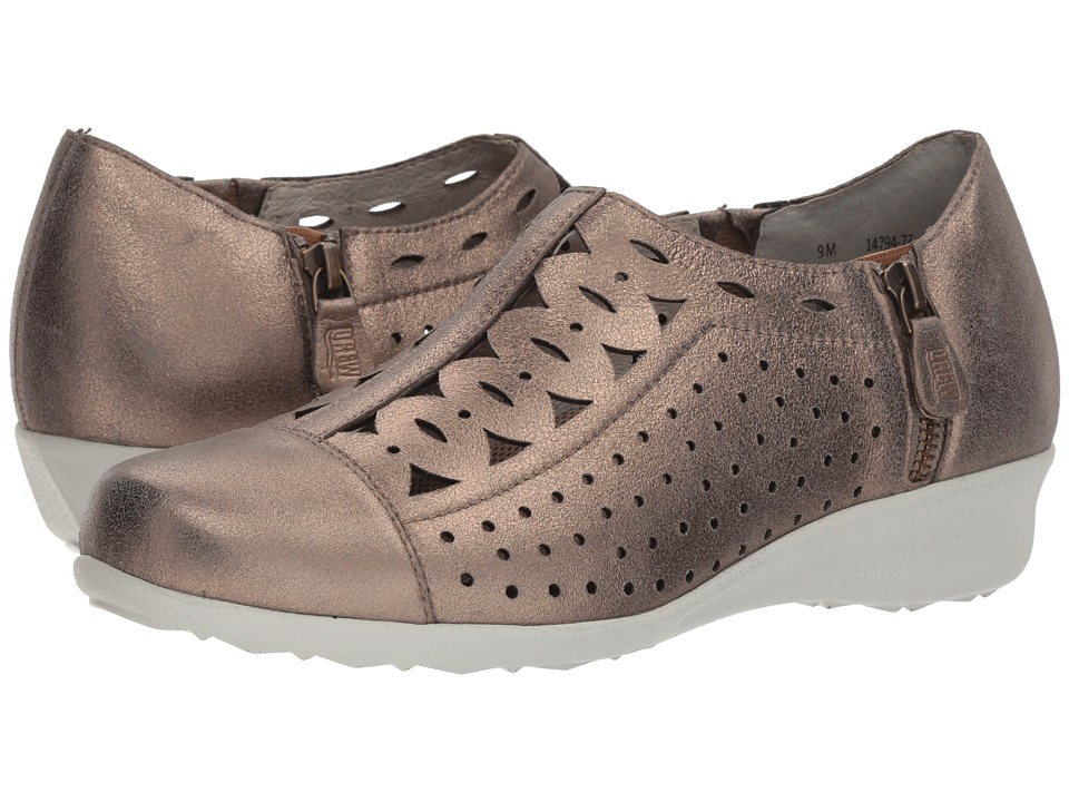 Drew Metro (Taupe Dusty Leather) Women's Shoes