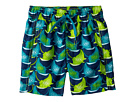 Hatley Kids Friendly Manta Rays Swim Trunks (Toddler/Little Kids/Big Kids)