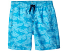 Hatley Kids Shark Alley Swim Trunks (Toddler/Little Kids/Big Kids)