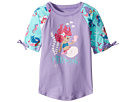Hatley Kids Underwater Kingdom Short Sleeve Rashguard (Toddler/Little Kids/Big Kids)