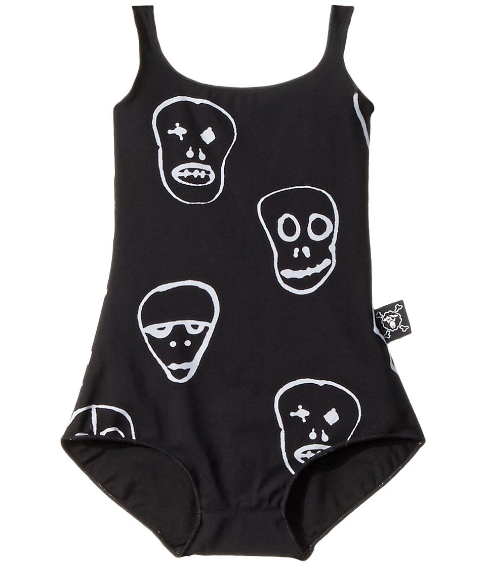 Nununu - Skull Mask Swimsuit (Infant/Toddler/Little Kids)...