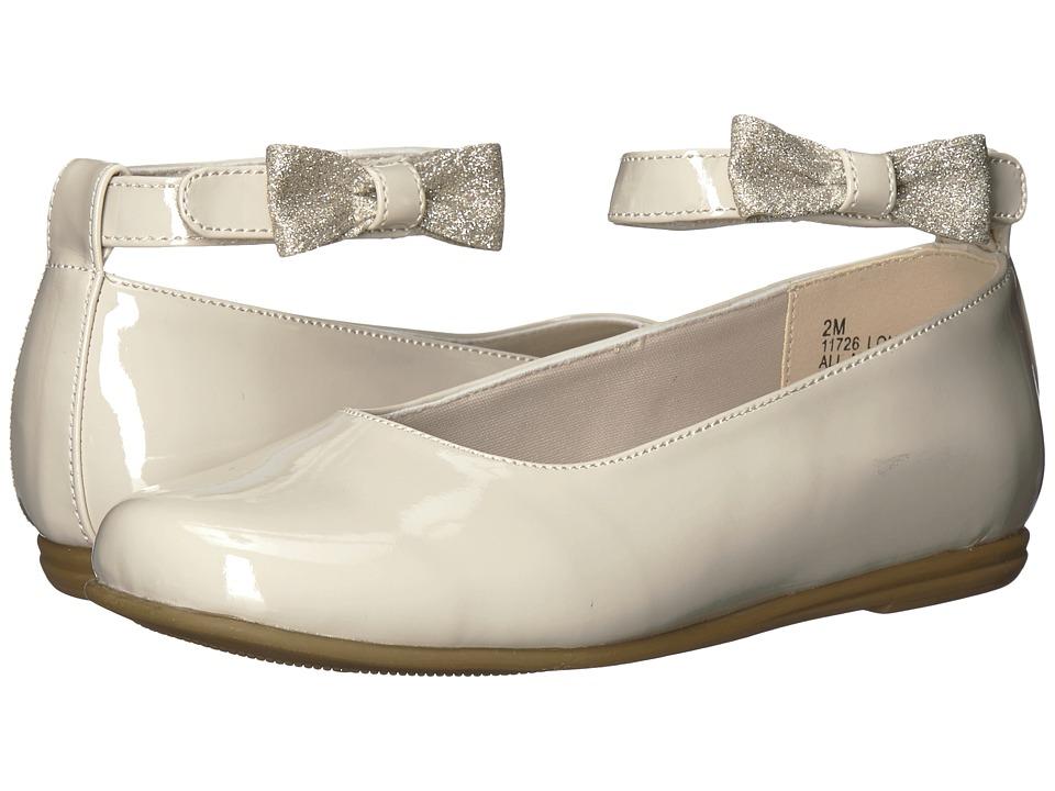 Rachel Kids - Louisa (Little Kid) (Bone Patent) Girls Shoes