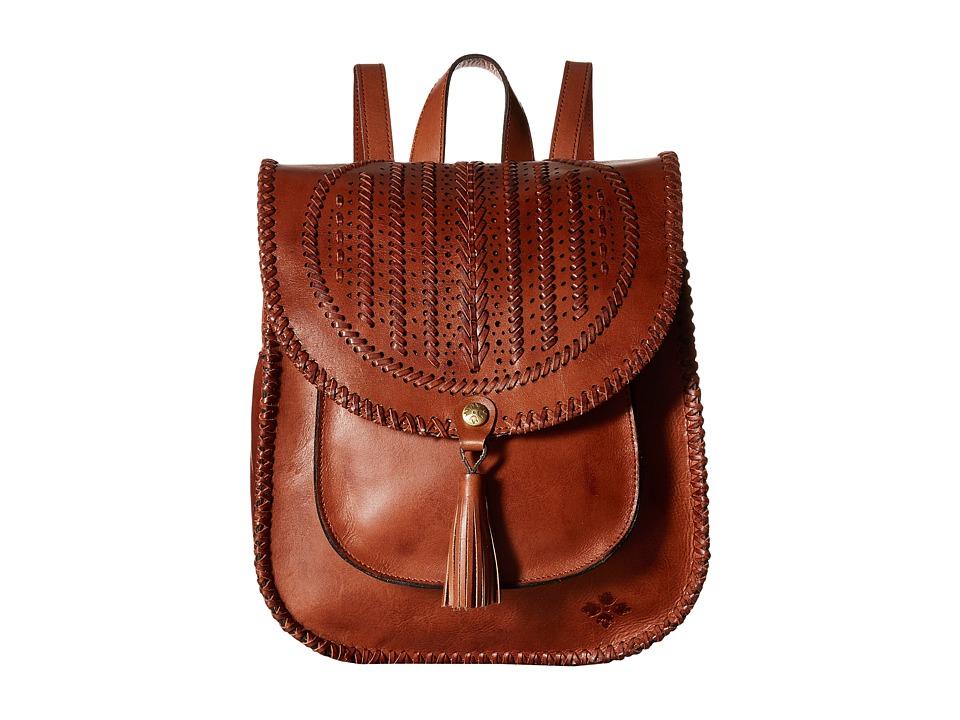 Patricia Nash - Jovanna Backpack (Tan) Backpack Bags
