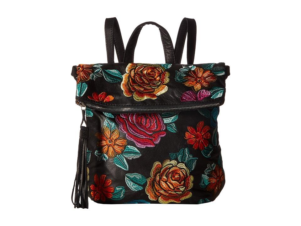 Patricia Nash - Luzille Backpack (Black) Backpack Bags