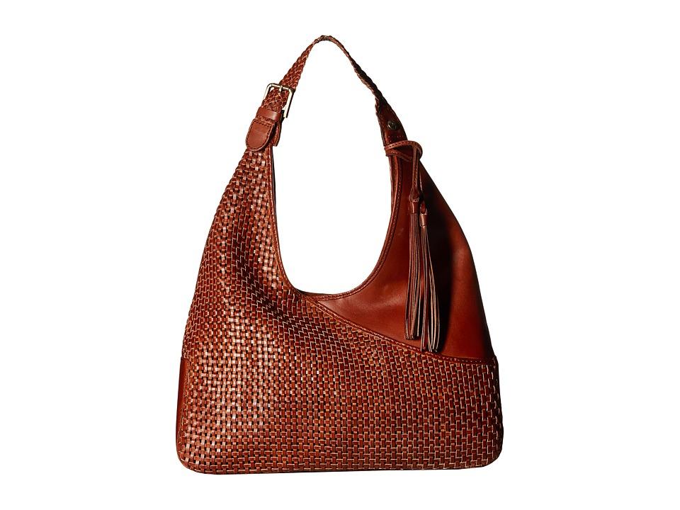 Patricia Nash - Amaya Shoulder (Rust) Shoulder Handbags