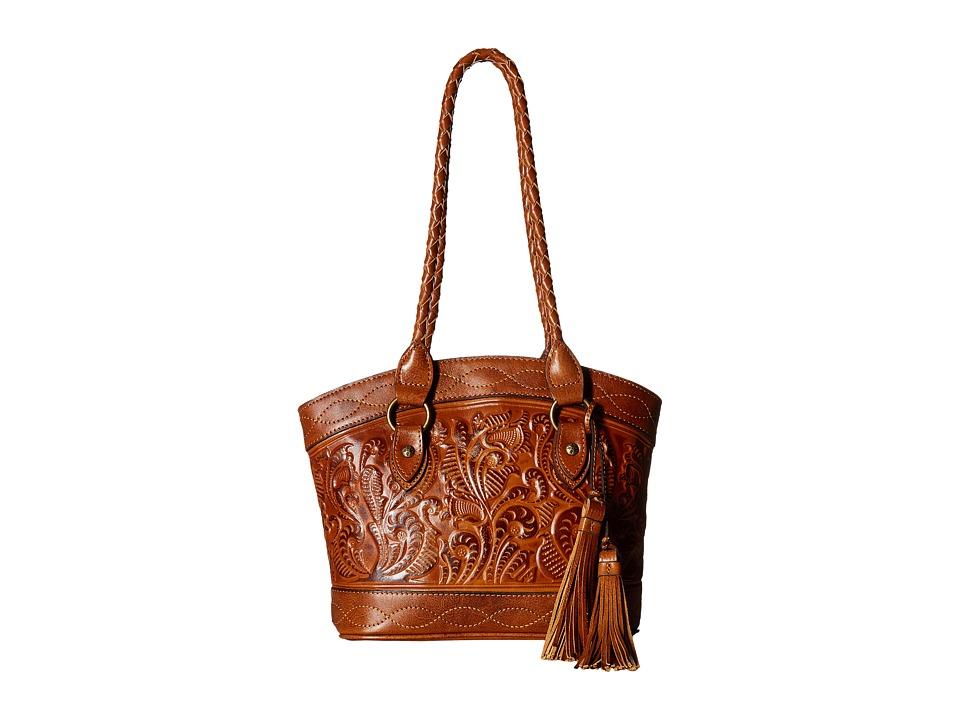Patricia Nash - Zorita (Gold) Handbags