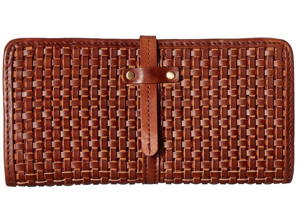 Patricia Nash - Zenale Wallet (Rust) Wallet Handbags