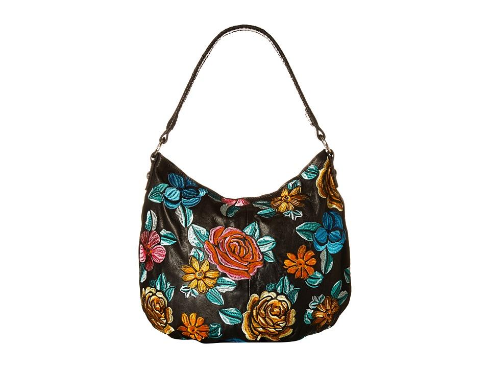 Patricia Nash - Bello (Black) Handbags
