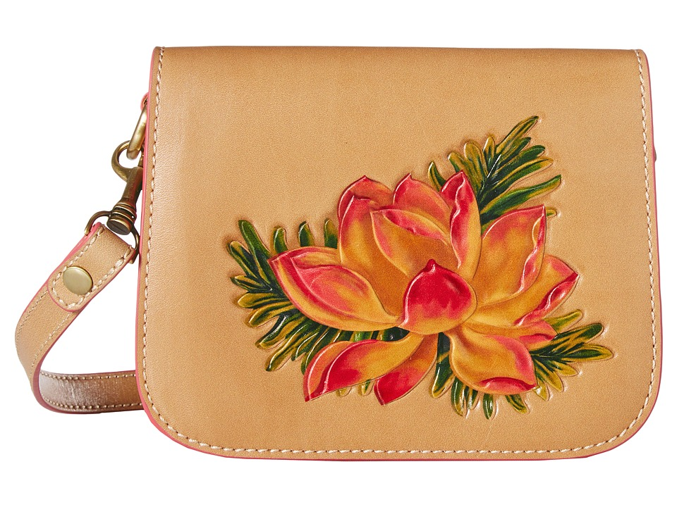 Patricia Nash - Rivoli Flap (Sand) Handbags