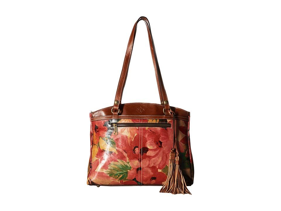 Patricia Nash - Poppy Tote (Spring Multi) Tote Handbags