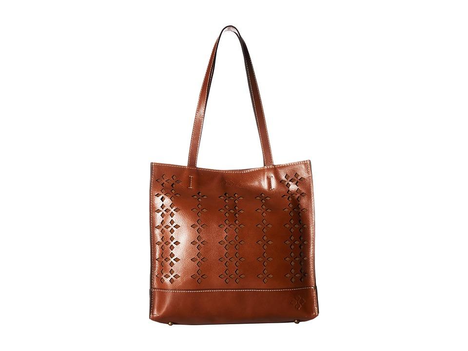 Patricia Nash - Toscano Tote (Tan 2) Tote Handbags
