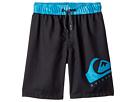 Quiksilver Kids Lava Logo Volley Shorts (Big Kids)