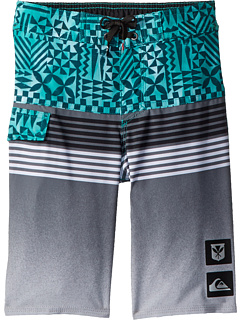 3bc940fdf10bd Quiksilver Kids Highline Division Hawaii Boardshorts (Toddler Little Kids)  at Zappos.com