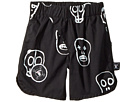 Nununu Skull Mask Surf Shorts (Infant/Toddler/Little Kids)