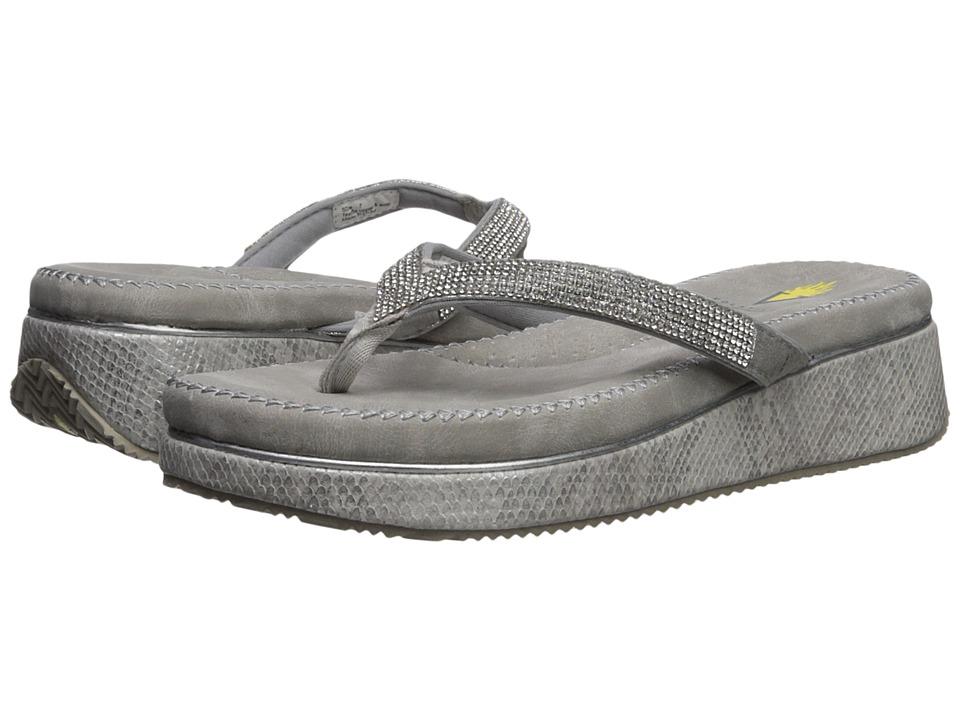 VOLATILE - Aniya (Silver) Womens Wedge Shoes