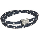 Miansai Two-Tone Leather Casing Bracelet