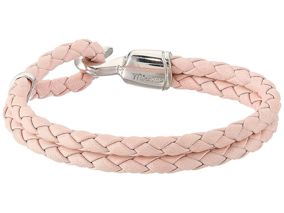 Miansai - Single Trice Bracelet (Light Pink) Bracelet
