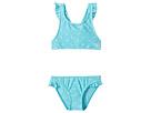 Roxy Kids Baby Saguaro Crop Top Swim Set (Toddler/Little Kids)