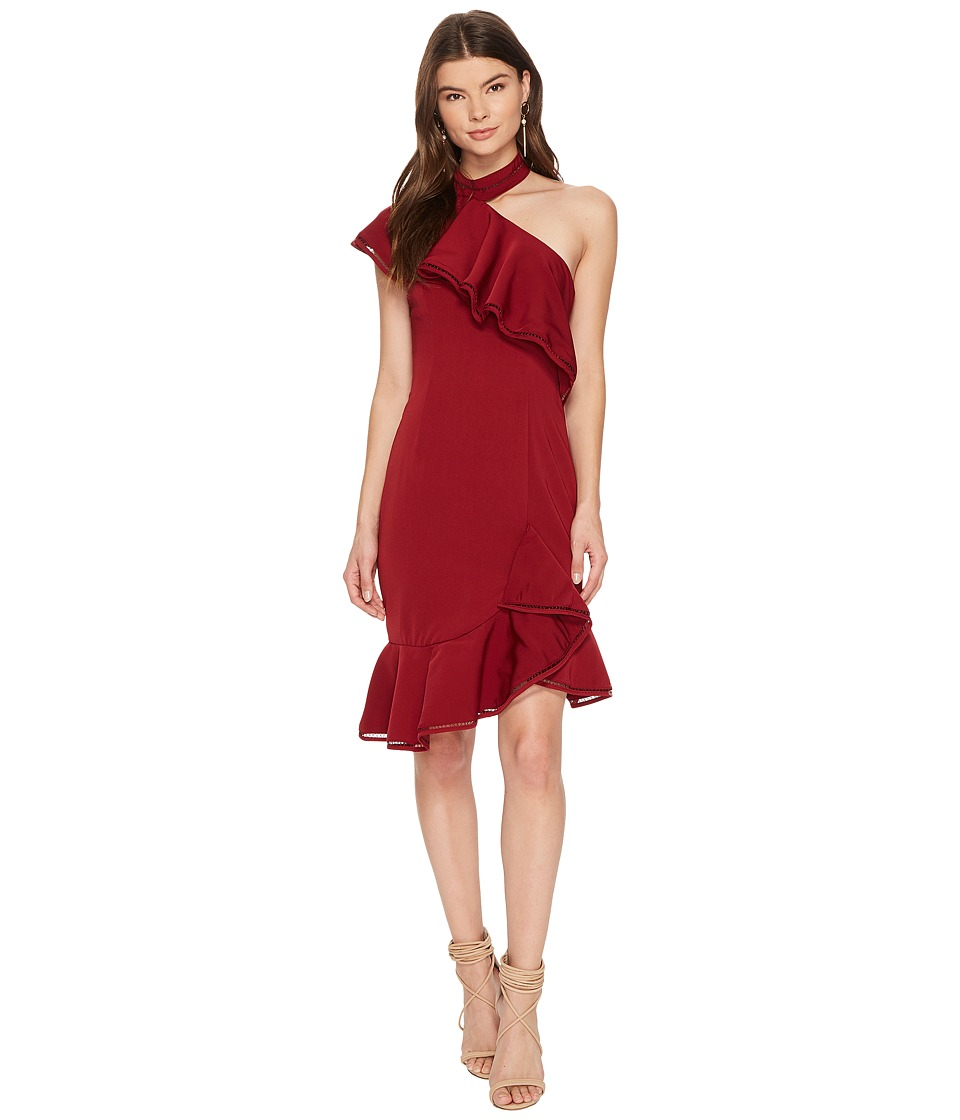 KEEPSAKE THE LABEL - Lovers Holiday Mini Dress (Plum) Wom...