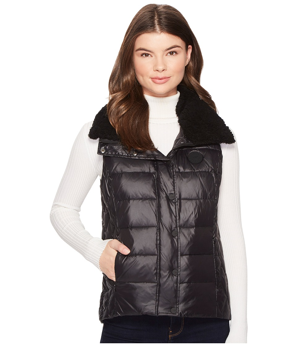 UGG Down Vest (Black) Women
