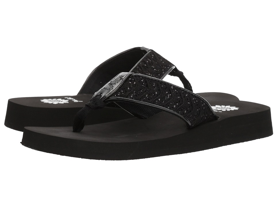 Yellow Box - Corinna (Black) Women's Sandals